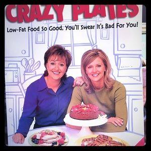 Other - Crazy Plates Cookbook